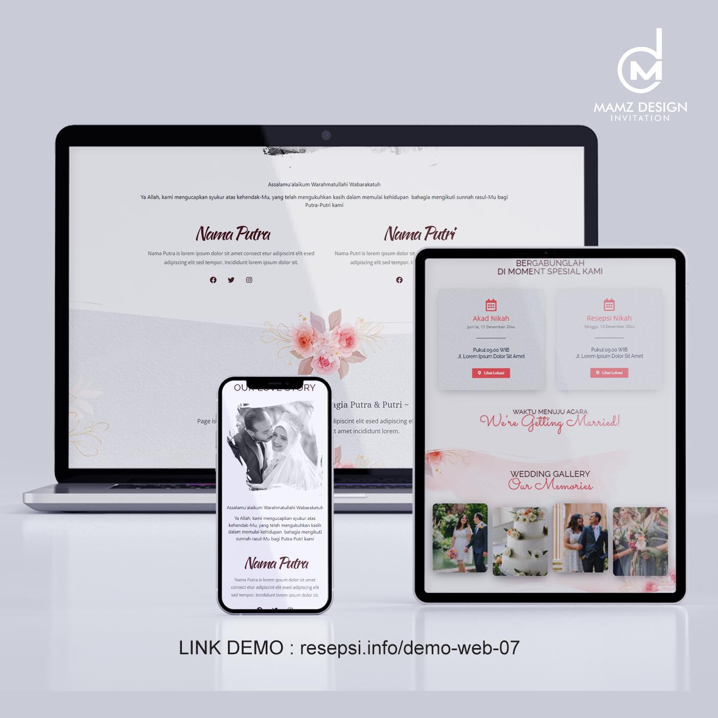 Demo Web 07