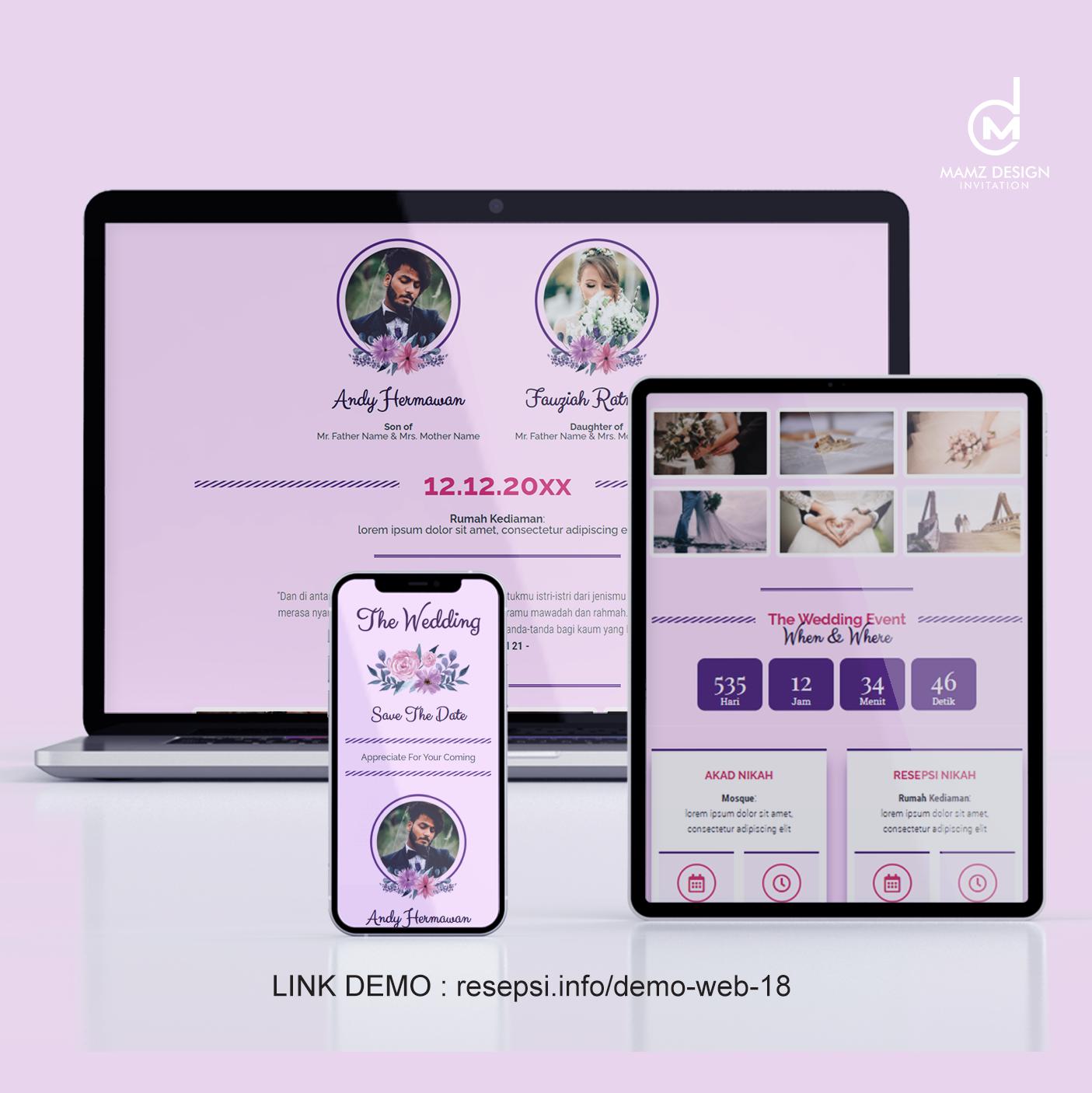 Demo Web 18