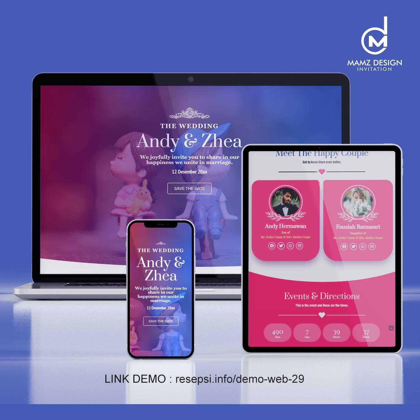 Demo Web 29
