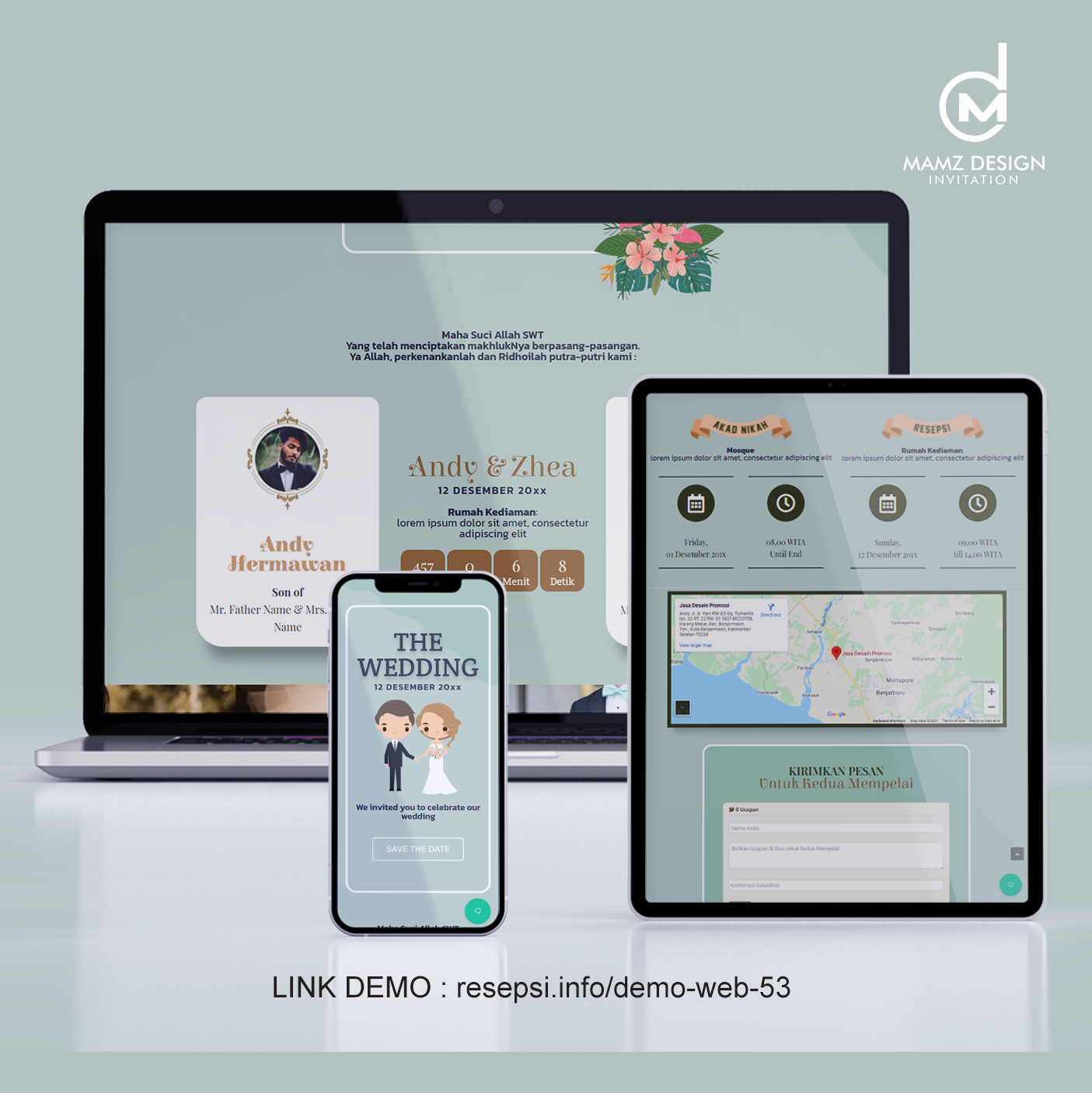 Demo Web 53
